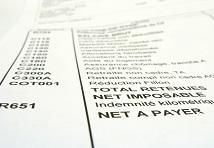Salariés, vous allez payer trop d'impôt à la source !