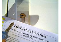 Le contrat-type de location