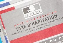 Exonération de taxe d'habitation