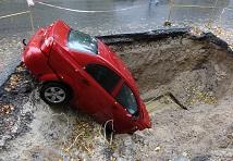 Les sinistres auto les plus atypiques en 2017