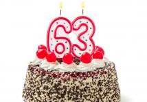63 ans